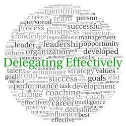 To Delegate or Dump?