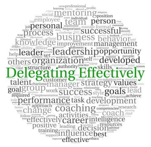 Delegate shutterstock_105384074