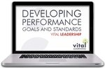 Developing Performance Goals and Standards