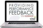 Providing Performance Feedback
